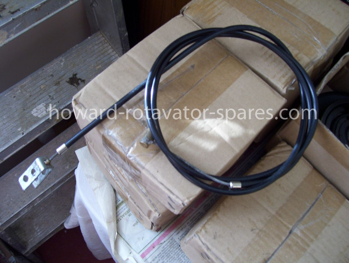 Howard 300 350 Rotavator  Rotovator  clutch cable new